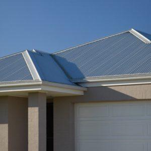 Sun damage roof