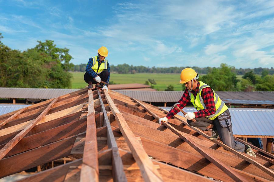 certified roof plumbers